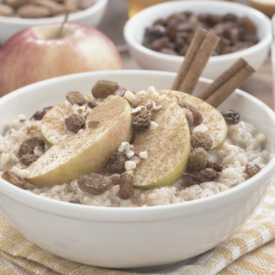 essential oil oatmeal spice